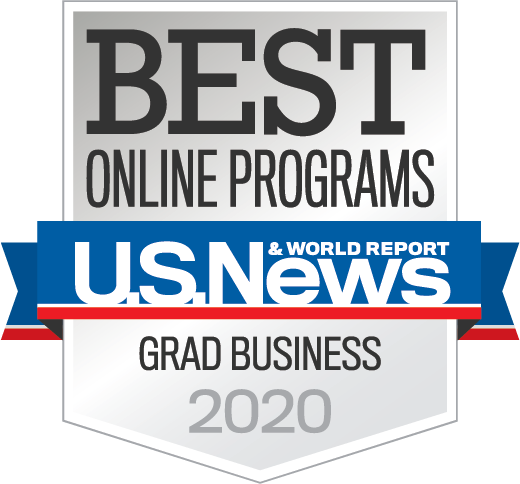 U.S. News and World Report - Grad Business 2020
